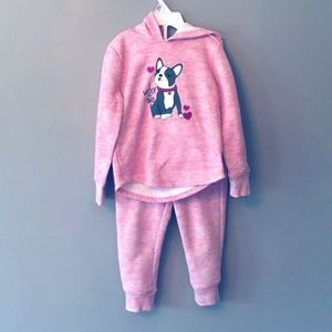 Other - Jumping beans Little girls two piece set size 4 T